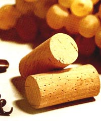 Natural Wine Cork - #9x38mm - Super (Bag of 50)